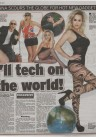 Daily Star - Monday 23rd April 2012 pg 25